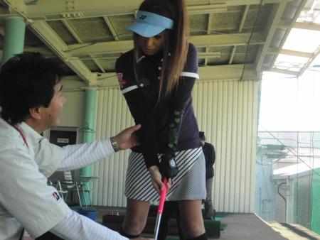 橋本ゴルフセンター ゴルフスクール